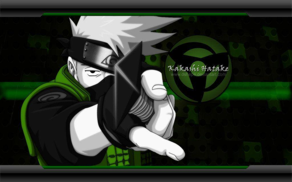 Wallpaper Kakashi