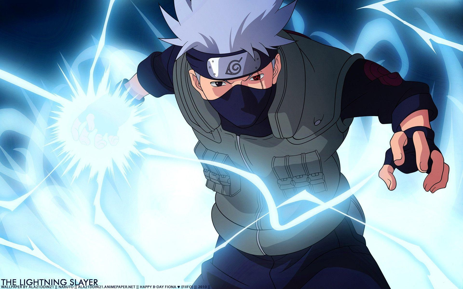 Kakashi backgrounds
