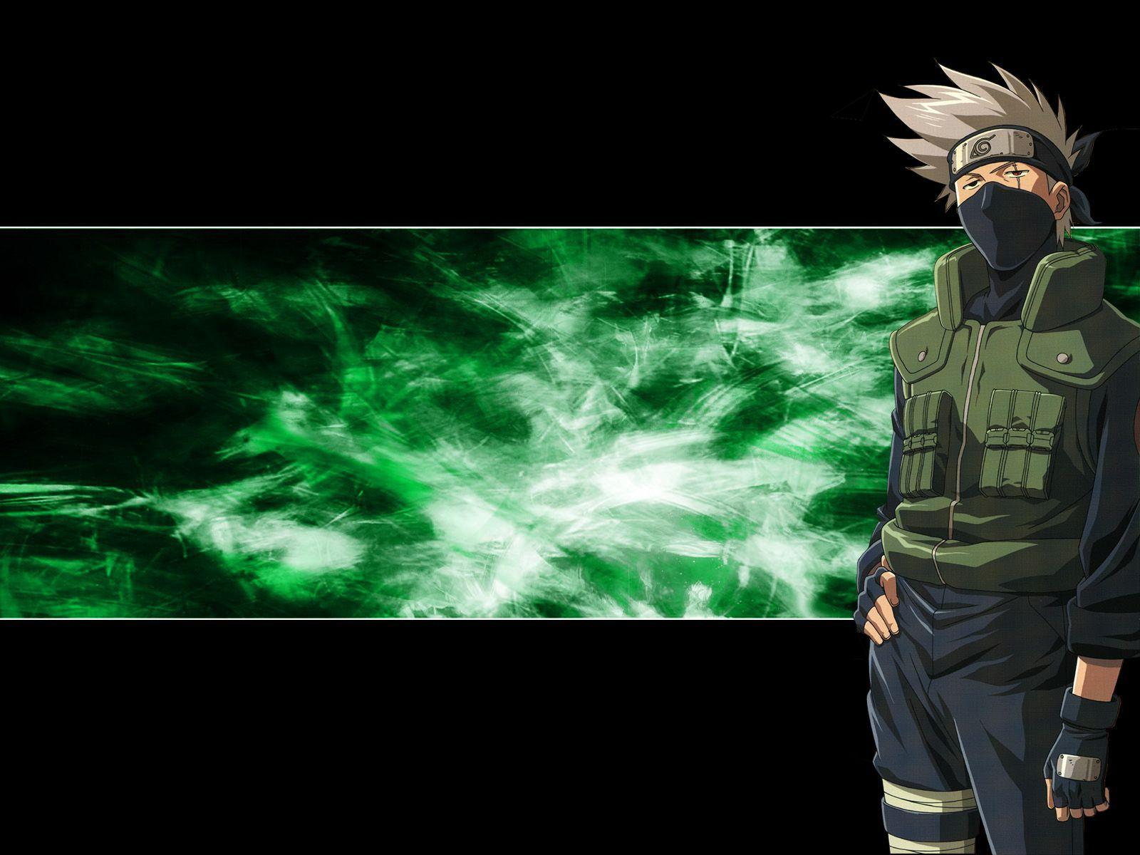 Kakashi Wallpaper 4k