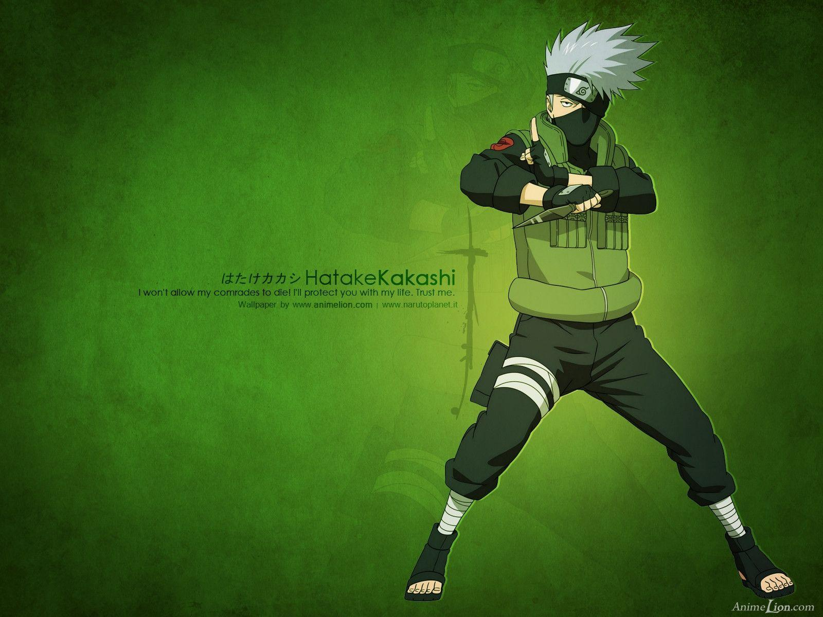 Kakashi Wallpaper iphone