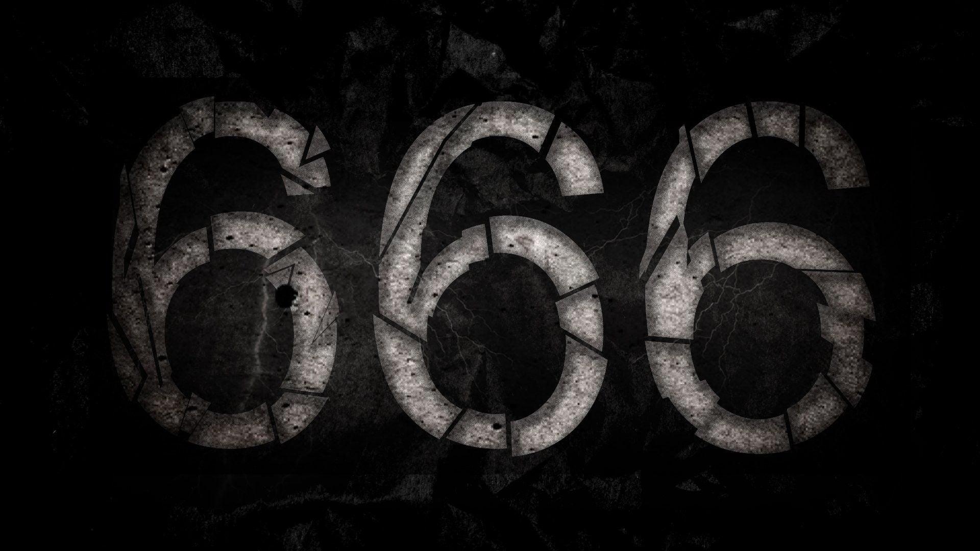 wallpaper 666
