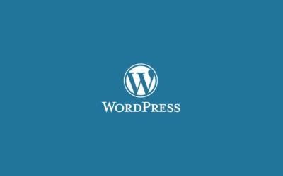 Self Hosting WordPress 2021