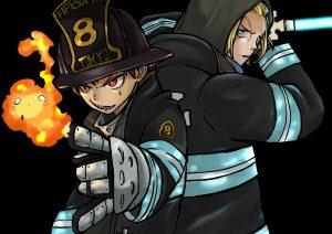 Fire Force Wallpaper