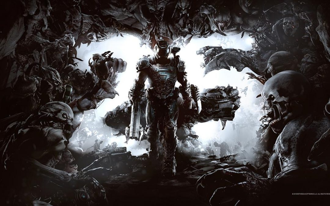 Doom Eternal Wallpaper 4K HD – Download For Free 2021